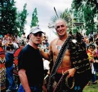 Chef Mohawk / Mohawk Chief